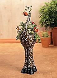 Image of the product Giraffe Animal Planter that is listed on the catalogue brand of Accents Depot.