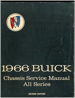 Chassis Service Manual Free Shippin 1965 Buick Shop ManualSpecialSkylark