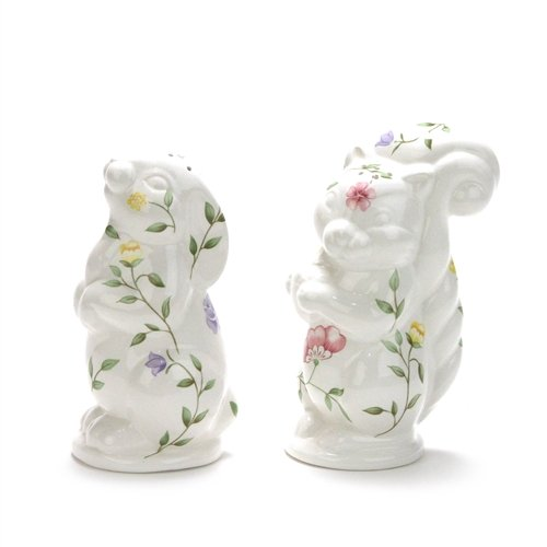 Summer Chintz by Johnson Brothers, China Salt & Pepper