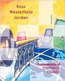 fundamentals of corporate finance 6th edition pdf