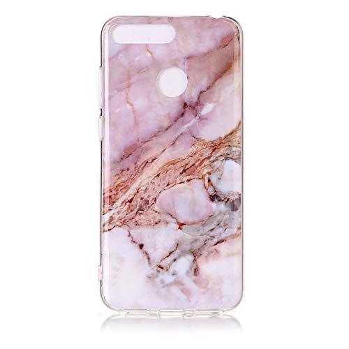Huawei Y6 2018 / Honor 7A Case, Lomogo Soft Silicone Case Shockproof  Anti-Scratch Case Cover for Huawei Y6 (2018) - LOYHU230922#10