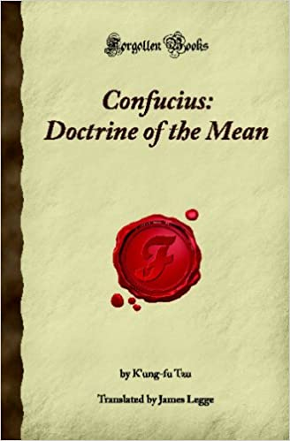 doctrine of the mean