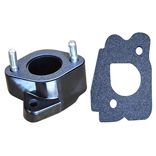 Spacers Carburetor - Carburetor Intake Spacer Joint For Golf Cart G2/G8/G9/G11/G14, Replaces Yamaha Parts