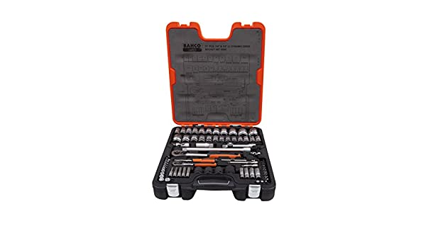 BAHCO Jgo Vasos Mixto S800 X2 UNIDADES: Amazon.es: Bricolaje y herramientas