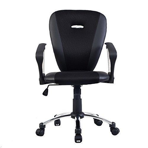 Svitlife Modern Ergonomic Mid Back Office Chair Chair Office Ergonomic Desk  Computer By Svitlife (