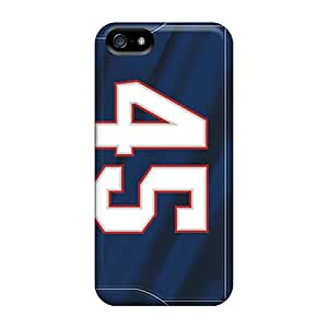 New Fashion Premium Tpu Case Cover For Iphone 5/5s - New England Patriots