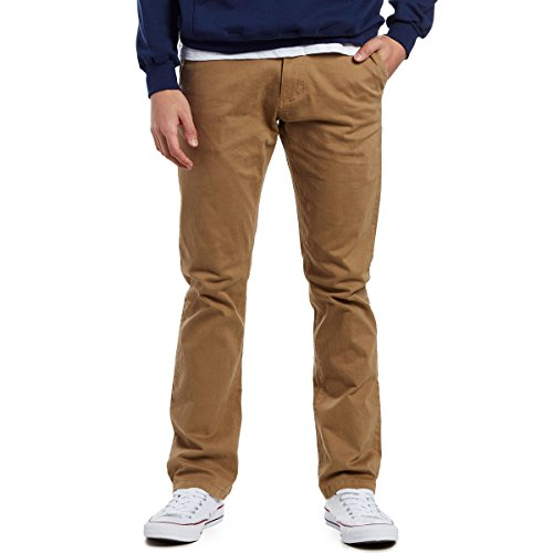 ccs-clipper-straight-fit-mens-chino-pants-with-comfort-stretch-khaki-32-x-30
