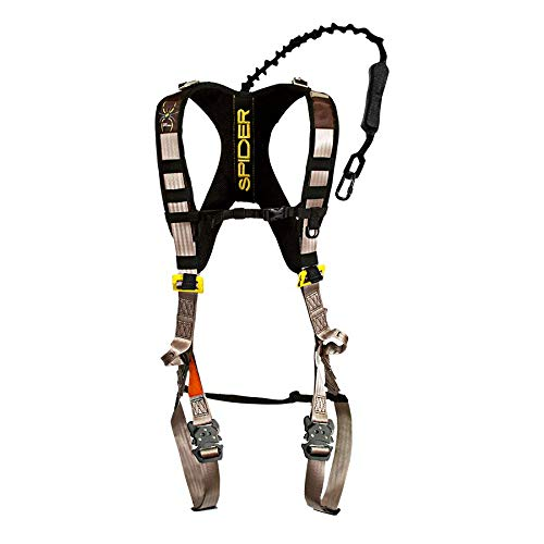 Scent Blocker Tree Spider Speed Harness (LG/XL)