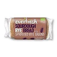Everfresh Natural Foods   Rye Sourdough Bread   12 x 400g