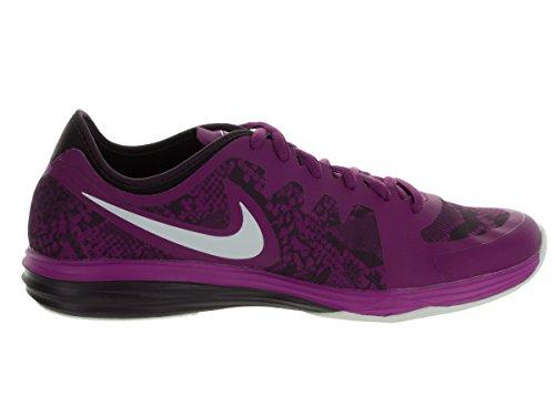 Dusk Purple Tr Nike W Morado Dual White Violet purple Chaussures Gymnastique Print noble De Fusion 3 Femme tqFaO