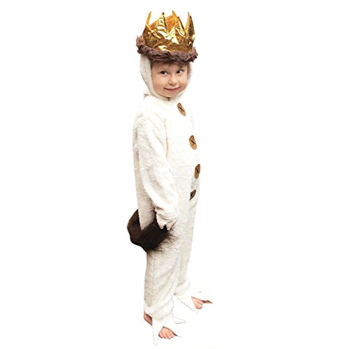 Off the Wall Toys Wild Things Toddler Baby Max Halloween Costume (24-36 Months) White]()