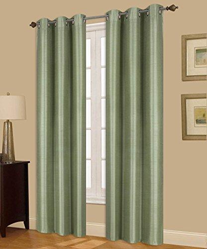 grommet top drapes - 8