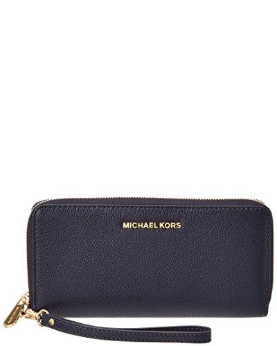 MICHAEL Michael Kors Jet Set Travel Continental Wallet Admiral