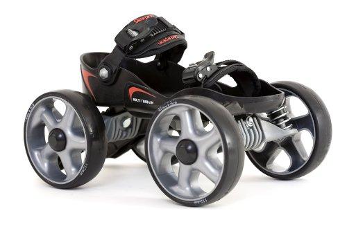 Skorpion Multi Terrain Skates - Small Silver / -