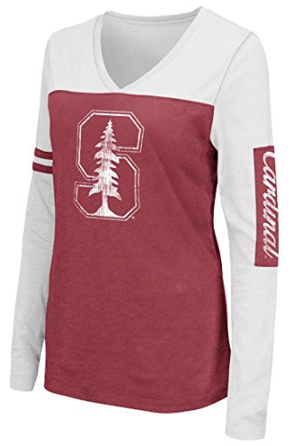 Stanford cardinal ladies jersey stanford women 39 s jersey for Stanford long sleeve t shirt