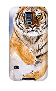 Rachel B Hester DauZFFy967PNFxU Case Cover Skin For Iphone 5/5S Case Cover (amur Tiger In Snow)