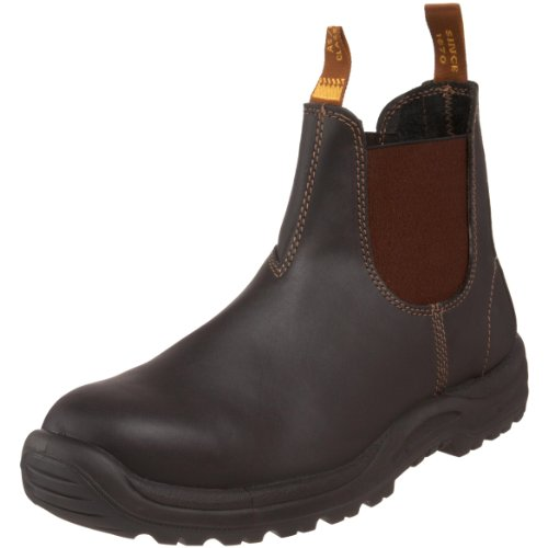 Blundstone Men's Work Series 172,Stout Brown,8 M AU/9 M US