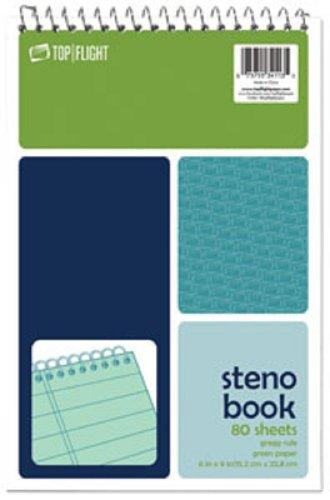 Steno Pad 80-Ct