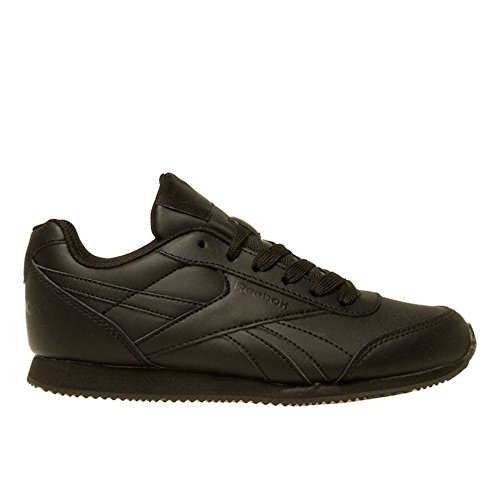 Reebok Unisex-Kinder Royal Cljog 2 Fitnessschuhe Black (Schwarz)