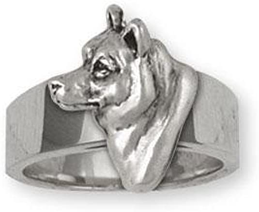 Shiba Inu Jewelry Shiba Inu Ring Jewelry Sterling Silver Handmade Dog Ring SI2-R