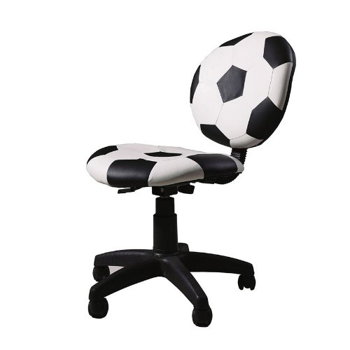 Maya Soccer Office Chair w/Pneumatic Lift by Acme Furniture