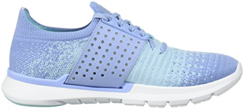 Under Armour UA Wspeedform Slingwrap Fade, Scarpe Running Donna Blu (Chambray Blue 402)