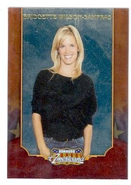 Bridgette Wilson Sampras trading card Donruss Americana #40 Billy Madison Mortal Combat