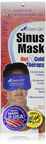 Hot Gel Compress for Dry Eye Treatment. Long Lasting Heat Specific for Your Eyes. No More Hot Wash Clothes