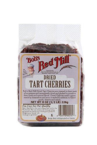 Cherry Scone Mix (Bob's Red Mill Dried Tart Cherries, 8-ounce)