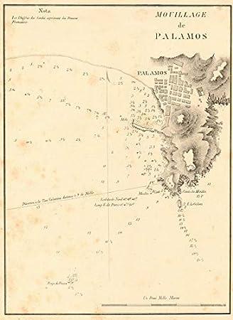 Amazon.com: Anchorage of Palamos. Mouillage de Palamos ...