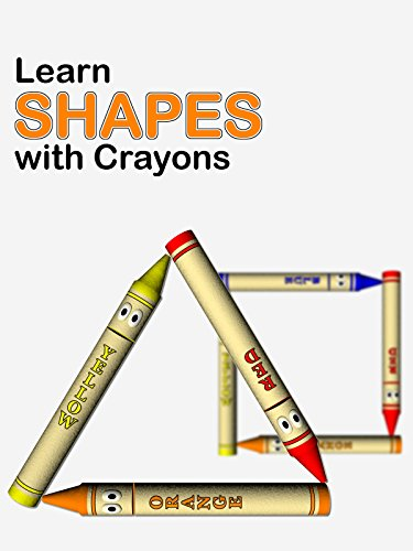 Learn Shapes with Crayons