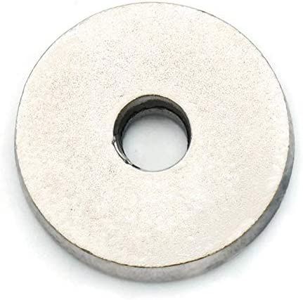 Extra Heavy Fender Washers 18-8 Stainless Steel 1//4 Thick 1//4 x 1-1//4 OD Qty 25