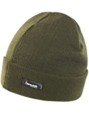 Result Unisex lekka termiczna zimowa czapka Thinsulate (3 m 40 g)