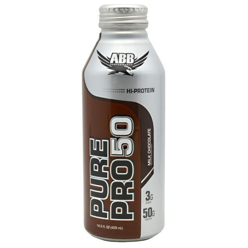 ABB Pure Pro 50, Milk Chocolate 12 - 14.5 fl oz (429 ml) Cans