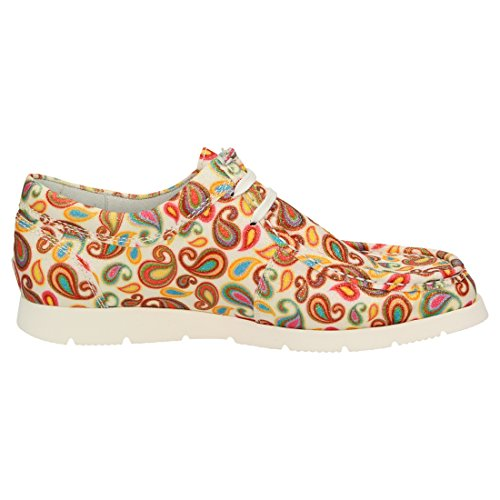 Sneaker Sioux Ladies Grash-d172-29, Multicolore-bianca