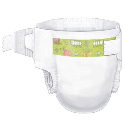 Covidien 80028A Curity Baby Diaper, 16 - 24 lb., Medium (Pack of 28)