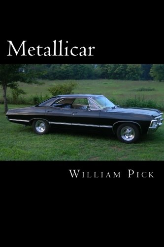 Metallicar: 1967 Impala 4 door hard top [Pick Jr, William] (Tapa Blanda)