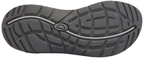 Chaco Damen Z2 Classic Athletic Sandale Prisma grau