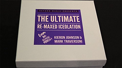The Ultimate ReMaxed Iceolation by Kieron Johnson and Mark Traversoni