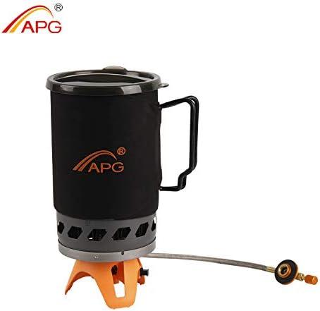 APG - Sistema de cocción portátil de 1400 ml para Camping al ...