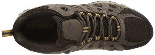 Columbia Chaussures de Randonnée Imperméables Mi-Montantes Homme Canyon Point 5