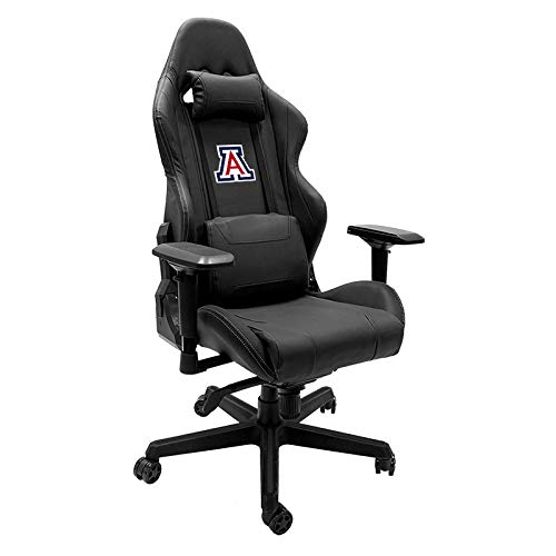 Xpression Gaming Chair with Arizona Wildcats Logo