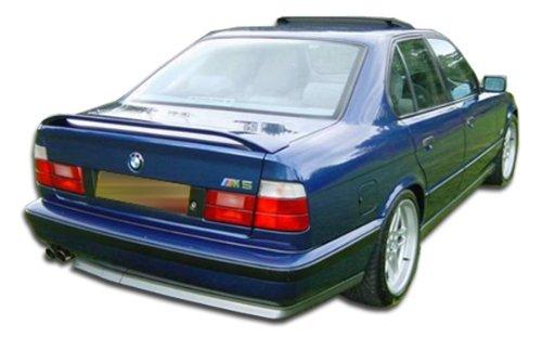 1989-1995 BMW 5 Series M5 E34 4DR Duraflex M5 Look Rear Bumper Cover - 1 Piece ()