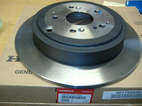 Genuine Honda 42510-S3V-A01 Rear Brake Disk by Honda