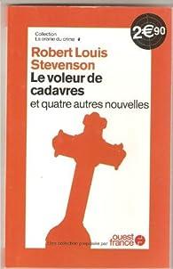 Le voleur de cadavres et quatre autres nouvelles par Robert Louis Stevenson