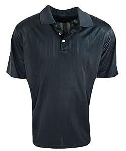 New Mizuno Golf Drop Needle Polo Black Large