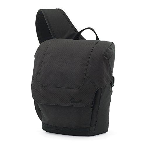 Urban Sling - Lowepro Urban Photo Sling 150 Camera Bag For Point-and-Shoot or DSLR Cameras (Black)