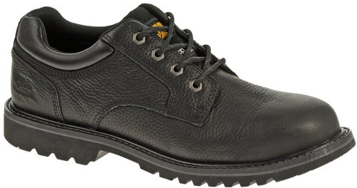 Zapatos Oxford Oxford Para Hombres Ocasionales De Caterpillar Negros