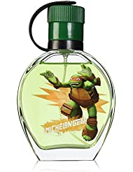 Teenage Mutant Ninja Turtles Michelangelo by Nickelodeon for Kids - 3.4 oz EDT Spray
