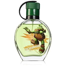 Teenage Mutant Ninja Turtles Michelangelo by Nickelodeon for Kids – 3.4 oz EDT Spray